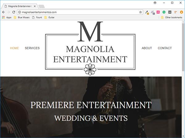 magnolia-site